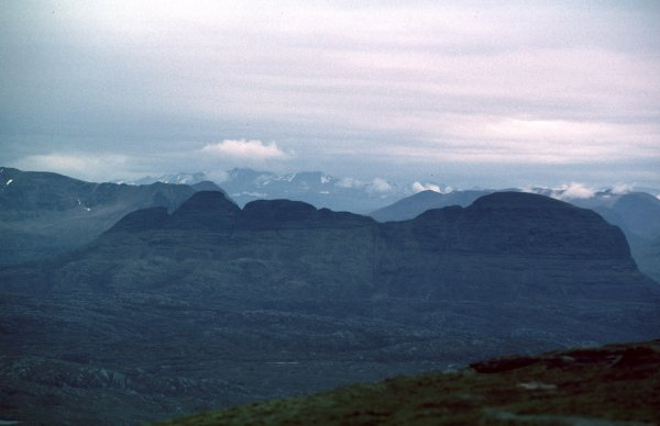 Image N-45 Suilven from Quinag