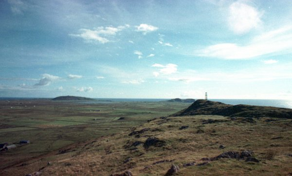 The Three Hills of Tiree